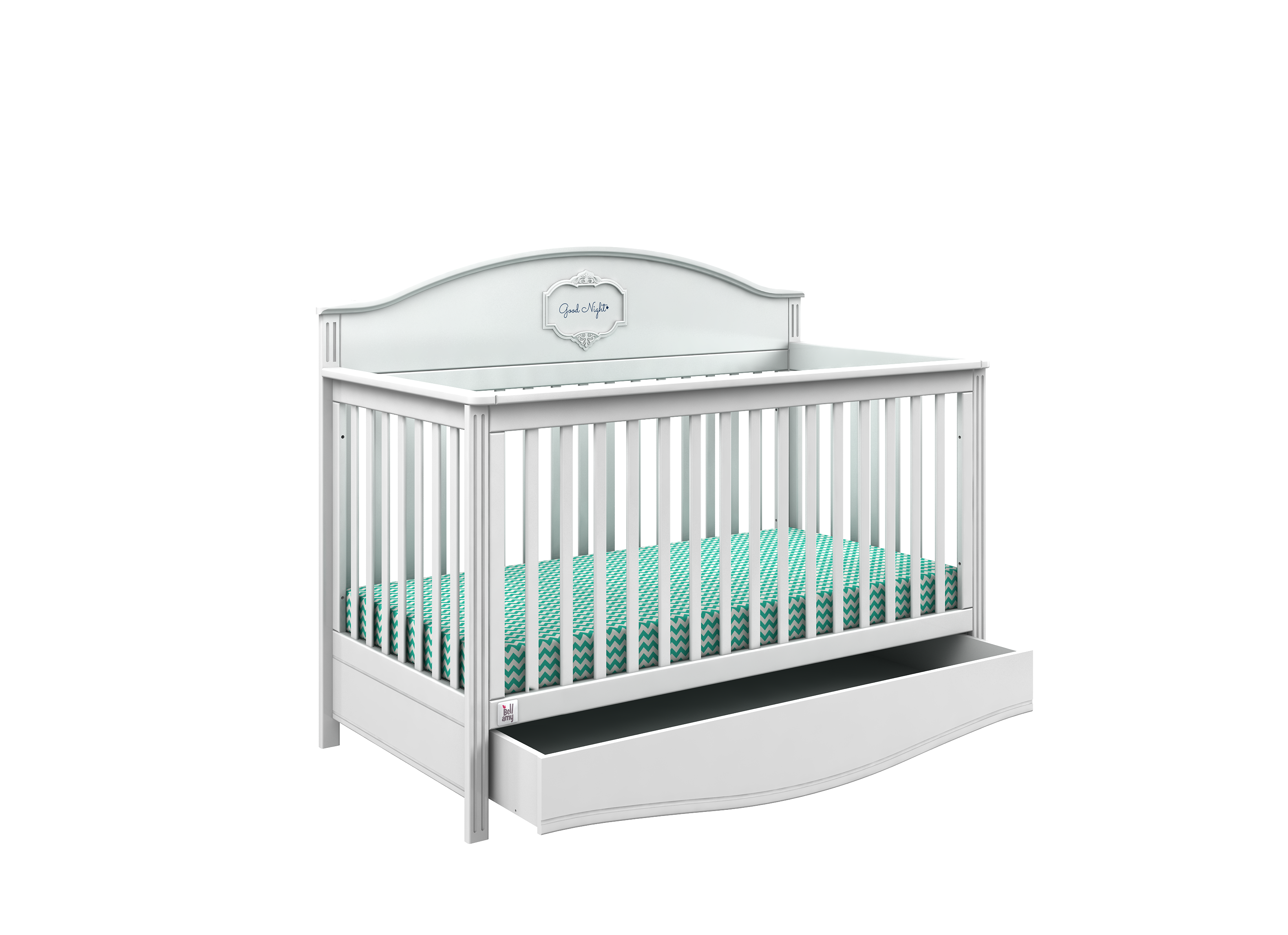 GN PURE cot bed 70x140 open drawer.png
