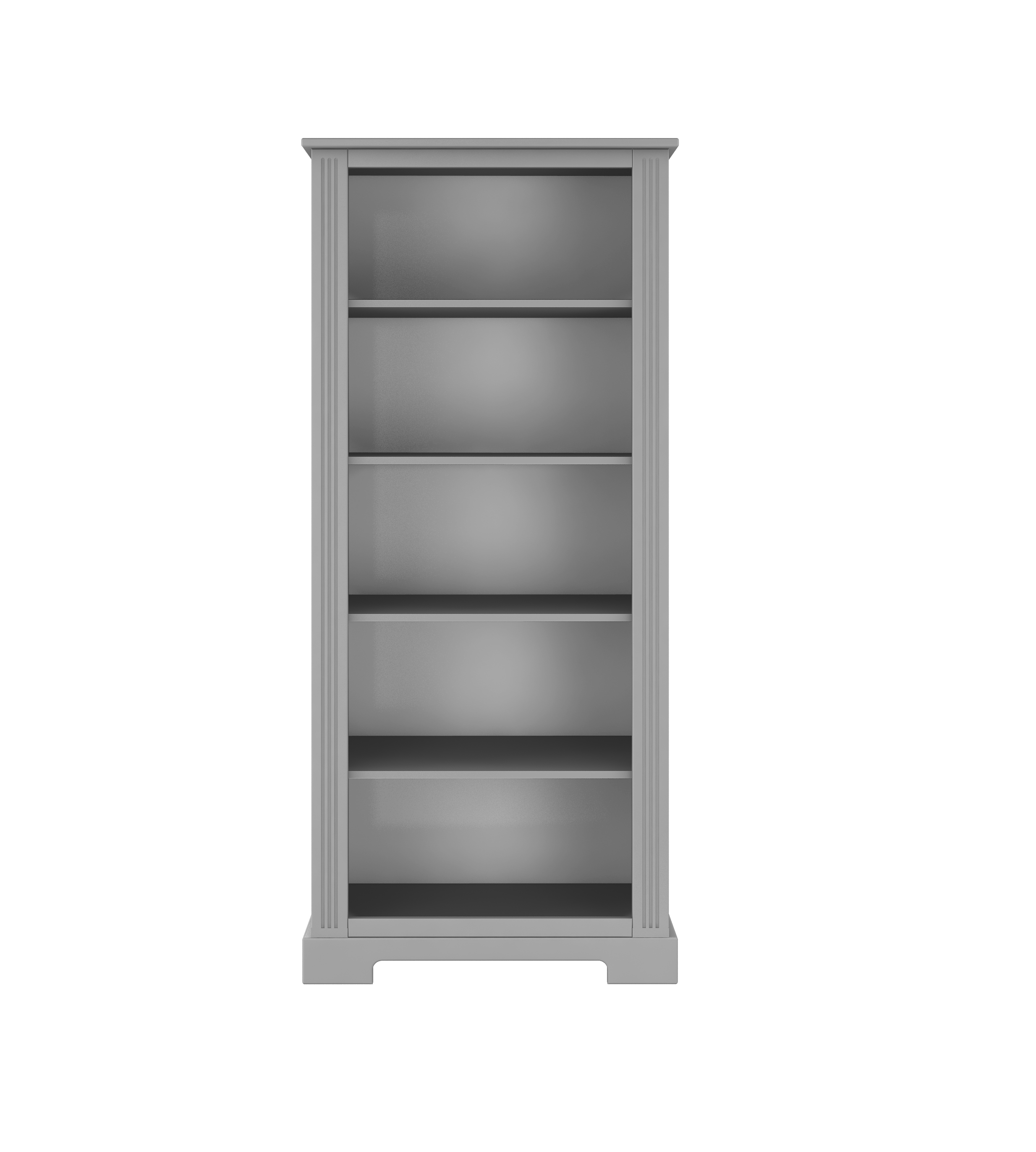 Ines grey bookcase 01 white back.png