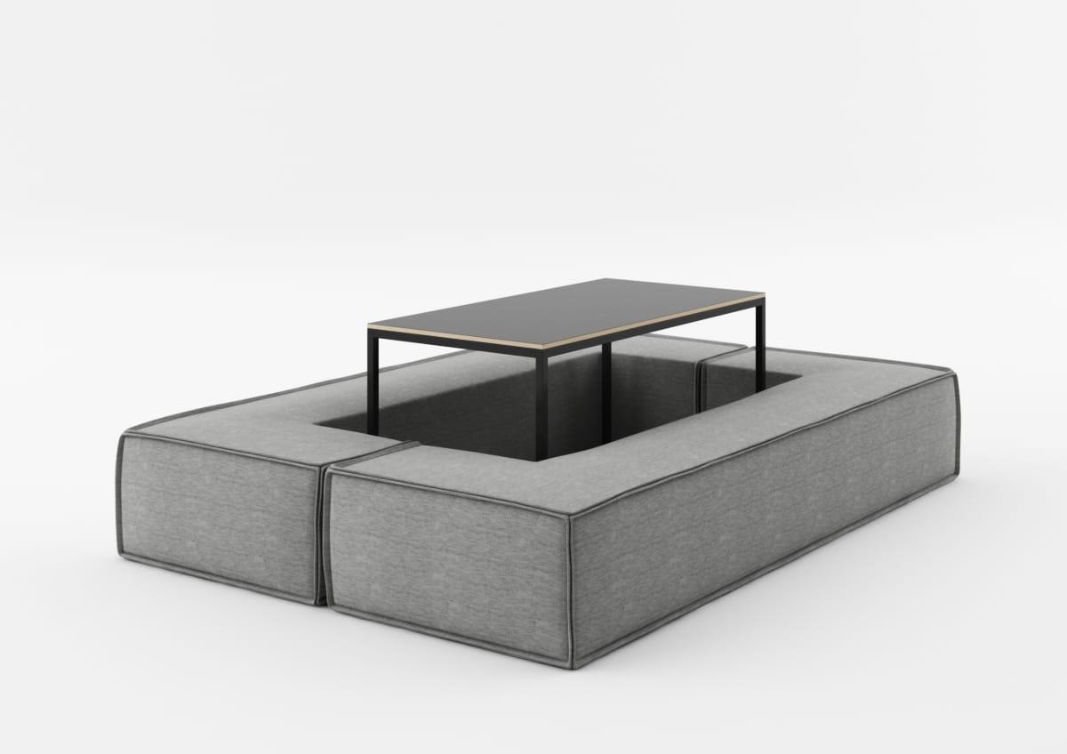 timoore callin sofa wersja standard 180x90 cm �243żko