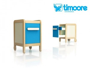 Timoore Simple Kontenerek - linia Design