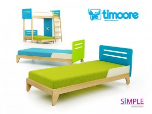 Timoore Simple Tapczanik - linia Design
